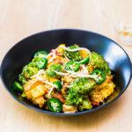 Healthy Green Curry Stir fry