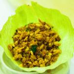 Mushroom San Choy Bau