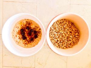 Oat Groats Porridge
