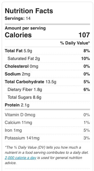 date cashew cacao coconut balls nutritional info