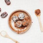 Date Cashew Cacao & Coconut Balls